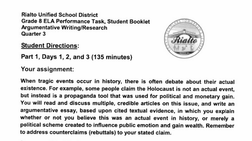 was the holocaust planned essay
