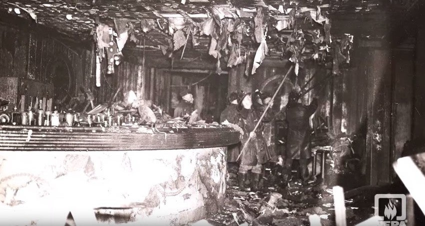 report on cocoanut grove nightclub fire Published on august 17, 2017  clinical care cocoanut grove, 1942 the largest nightclub fire in us history became a milestone in modern medicine.