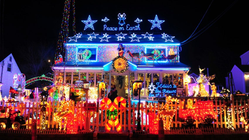 Connecticut family says huge Christmas display may end ...