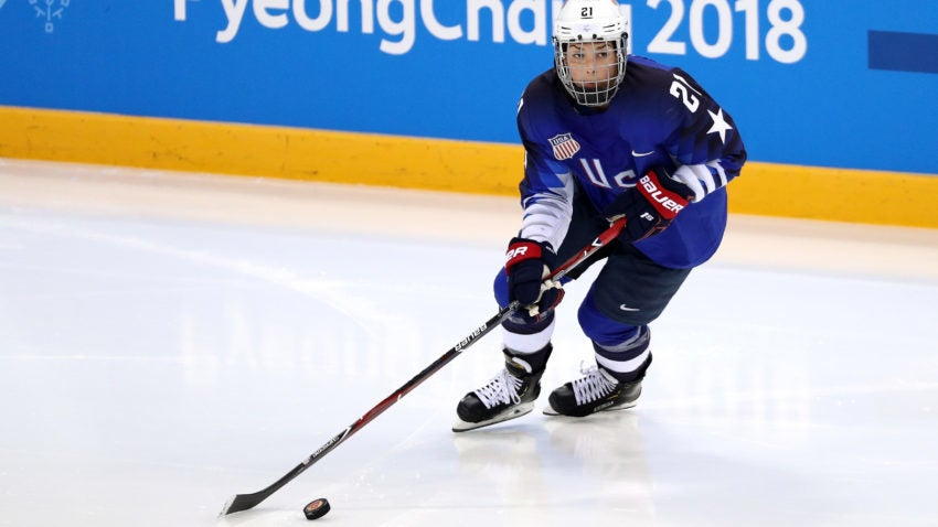 CWHL: Hilary Knight Signs With Montreal's Les Canadiennes