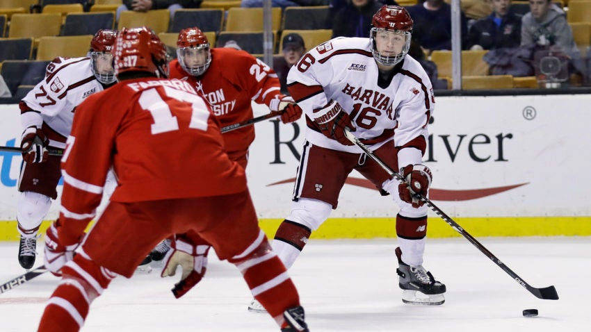 ECAC: Bruins Sign US Olympic Star Ryan Donato To Entry-level Deal